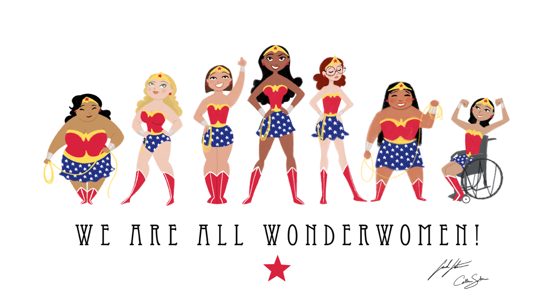 all_wonder_women