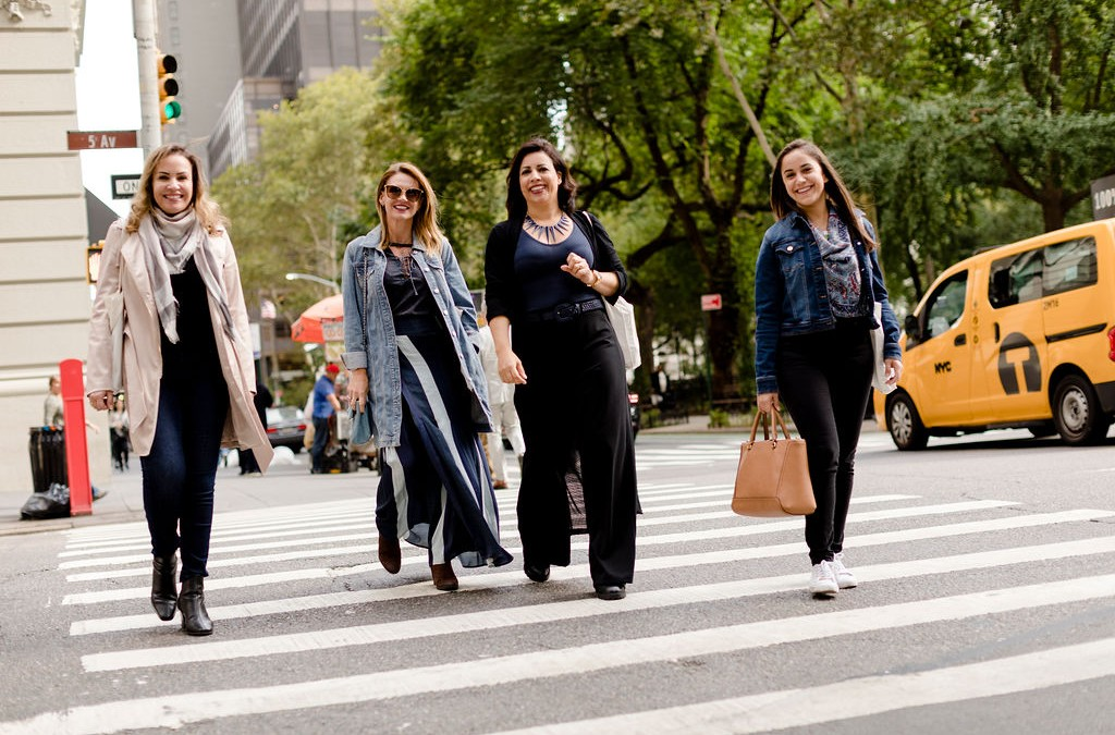 Imagem, Estilo & Ação em NYC